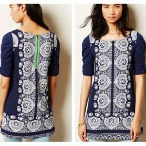 Anthropologie Akemi + Kin Manet Tunic